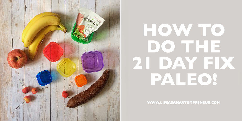 free paleo guide 21 day fix extreme