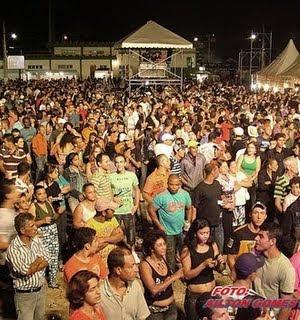 A FESTA DA CIDADE