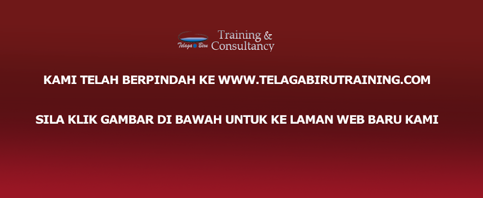 TELAGA BIRU TRAINING & CONSULTANCY