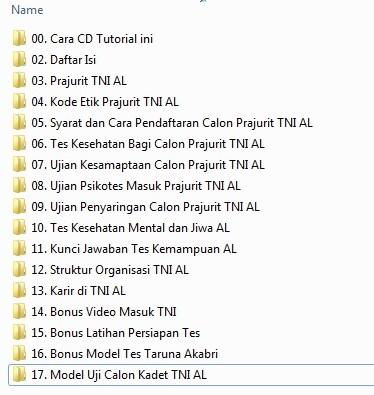 Siap Tes Tni Al Dan Latihan Soal Tes Tni Al Akabri Digital Store