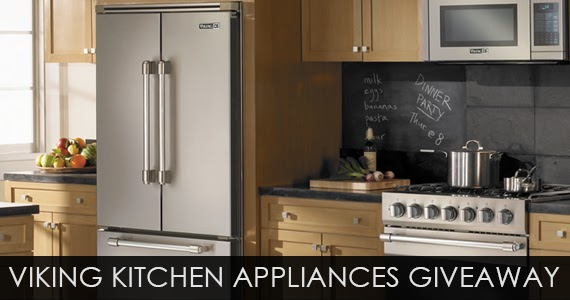 A Momma And The Boys Living On A Budget: Viking Kitchen Appliances Giveaway