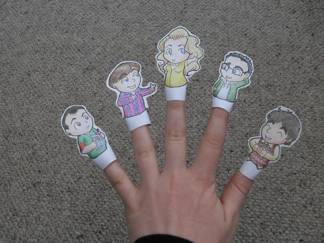 The Big Bang Theory en tus manos