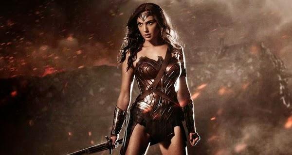Wonder Woman de Batman V Superman: Dawn of Justice