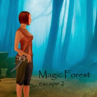 Juegos de escape en español Magic Forest Escape 2