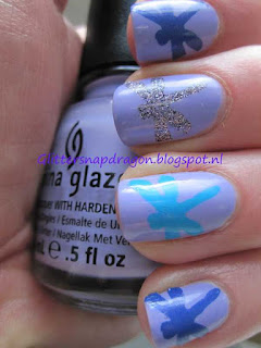 China Glaze Tart-y For the Party