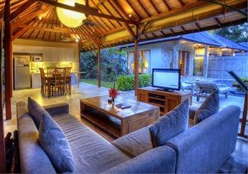 Hotel Di Gili Trawangan Pulau Lombok Wisata Villa
