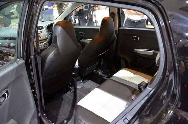 Gambar Interior Toyota Agya