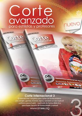 LIBROS INTERNACIONALES 2012 DE CORTE PEINADO Y COLOR