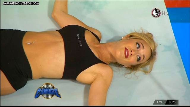Camila Salazar wet model HD video