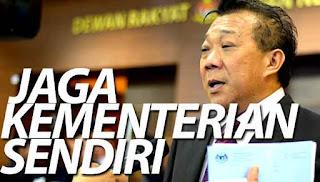Bung Mokhtar nasihat menteri kabinet jangan campur urusan kementerian lain
