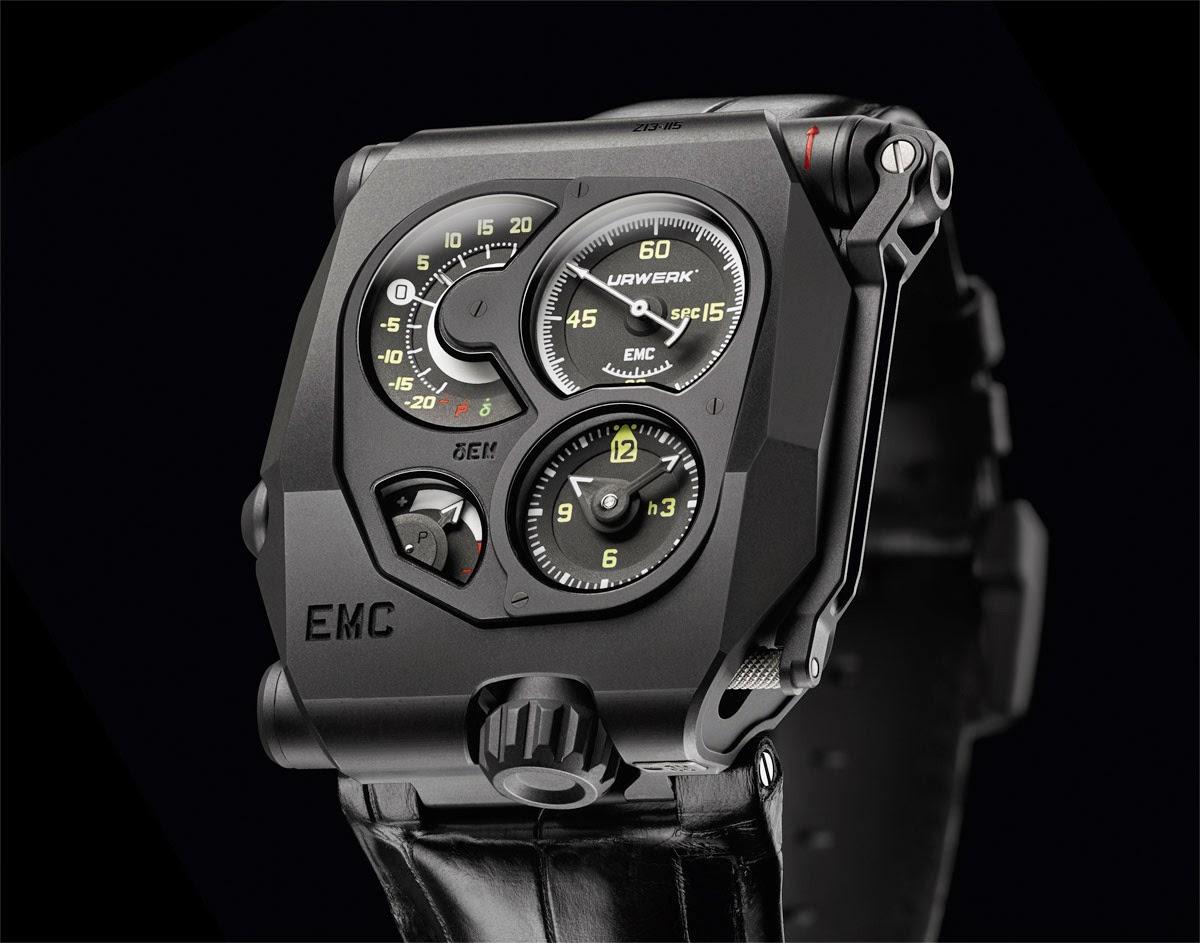 Urwerk - EMC Black