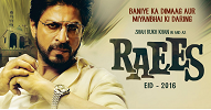 Raees Movie Trailer, Songs, Star-Cast, Story, Release Date, 1st Look, Poster, Videos