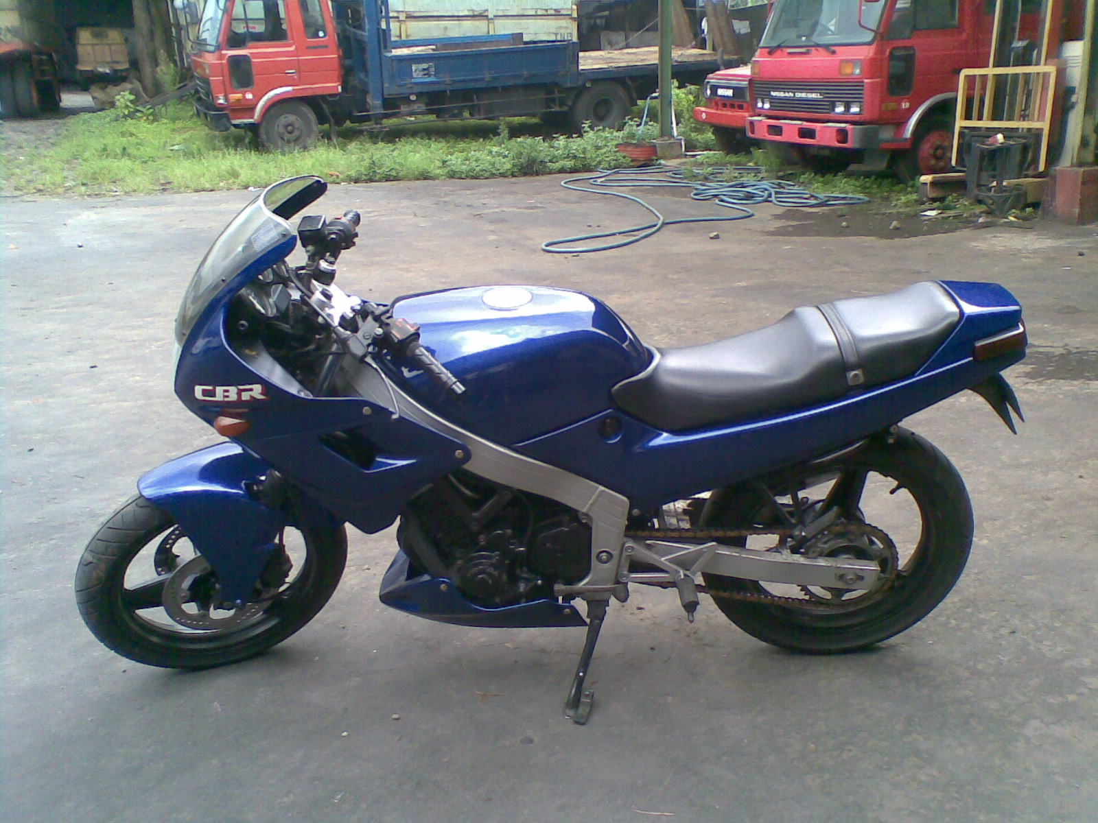 honda cbr 250 four 90 for sale classic and vintage motorcycles. Black Bedroom Furniture Sets. Home Design Ideas