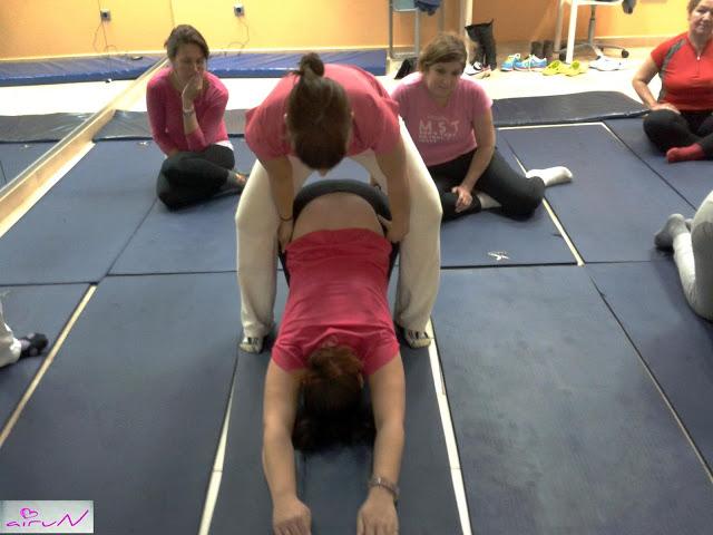 ejercicios gimnasia hipopresiva jerez