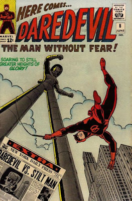 Daredevil #8, the Stilt-Man