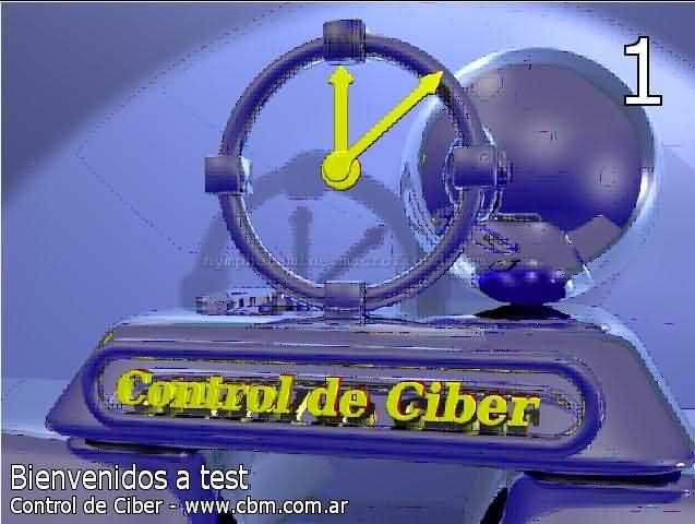 Control De Ciber Full