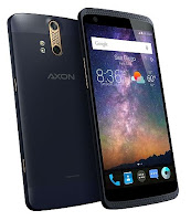 Launch Next Month ZTE Axon With 4GB RAM and Dual-Lens Camera : Buytoearn