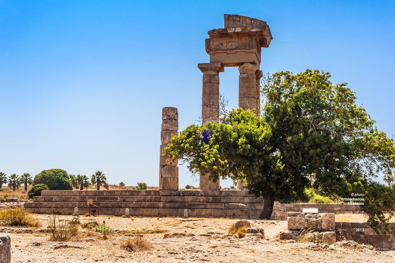 Ancient Rhodes | Αρχαία Ρόδος