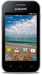 Spesifikasi dan Harga Samsung - Galaxy Discover Terbaru