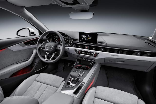 2017 Audi A4 Allroad Quattro - interior
