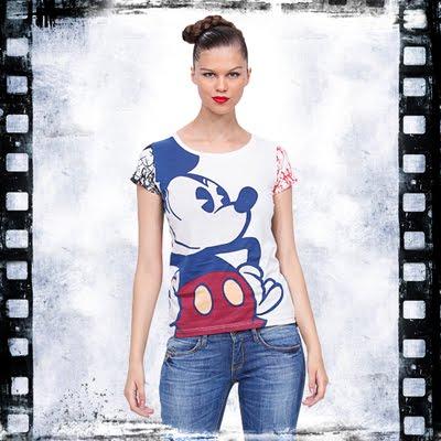 camisetas verano 2012 mujer