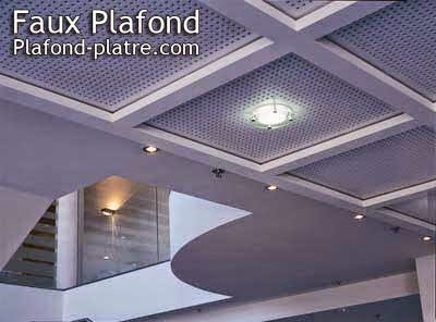 Moved permanently for Attache faux plafond