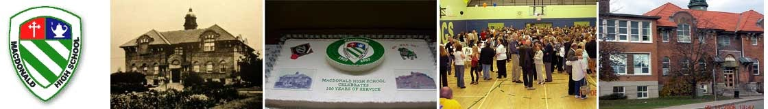 Macdonald High School Alumni Association