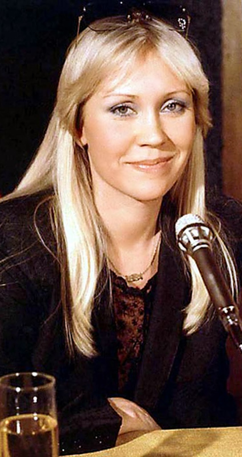 NOT TRUE Agnetha Fältskog Former ABBA lead singer Dies at 64