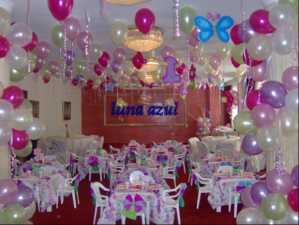 Decoracion de Globos| Decoraciones con globos para fiestas: Sarco ...