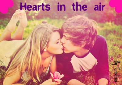 ♥ Hearts in the air ♥