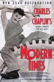 Charles Chaplin – Modern Times (1936) BrRip Subtitulada