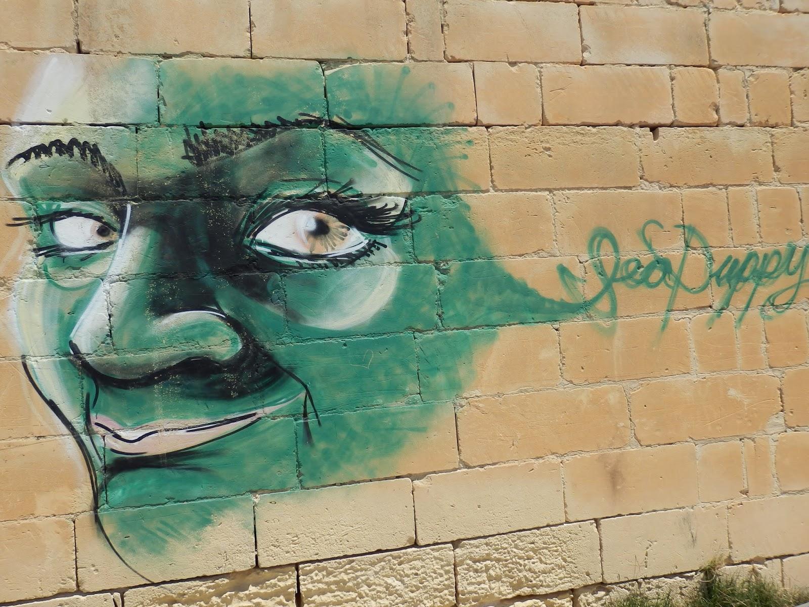 Maltese grafitti