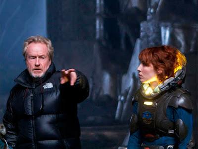 Ridley Scott explica el motivo por el que 'Prometheus 2' se llamará 'Alien: Paradise lost'