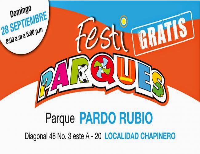 Festiparque Parque Pardo Rubio