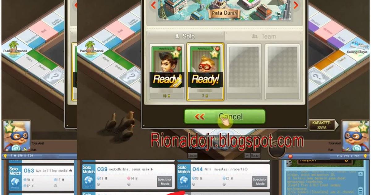 Cara dual login game dan dual running aplikasi (game ...