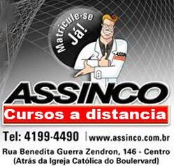 ASSINCO Cursos Profissionalizantes