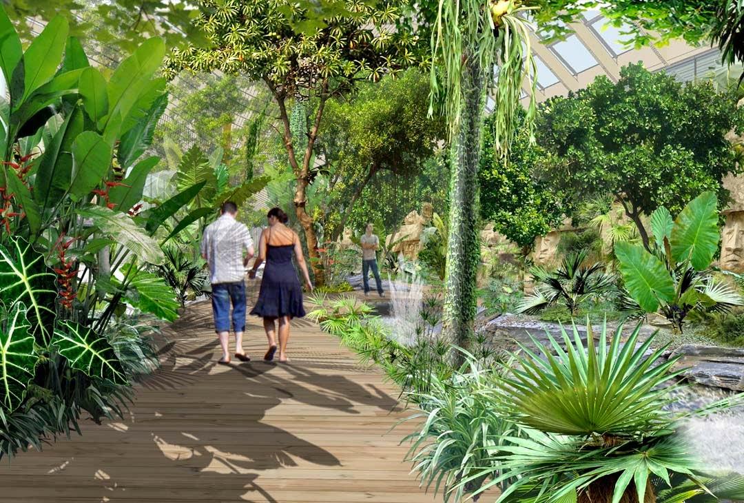 Plan Bois Aux Daims - ParcPlaza net En bref record de visitesà Hong Kong Disneyland, chute mortelle sur un bateau