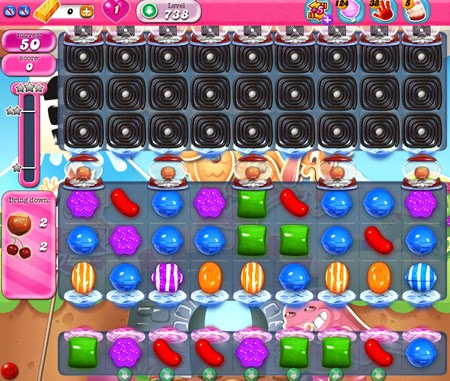 Candy Crush Saga 738