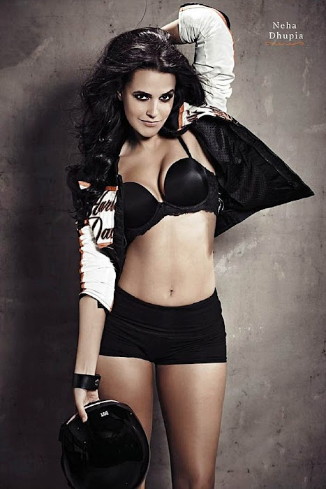 neha dhupia | spicy shoot for fhm mag latest photos
