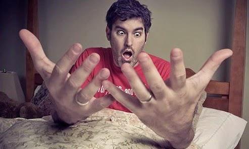 Пальцевый индекс: о чем говорят ваши руки.