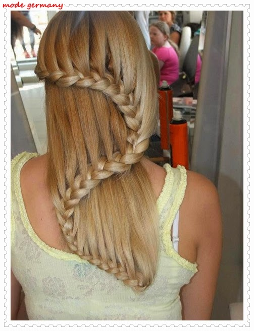 Zopf Frisuren