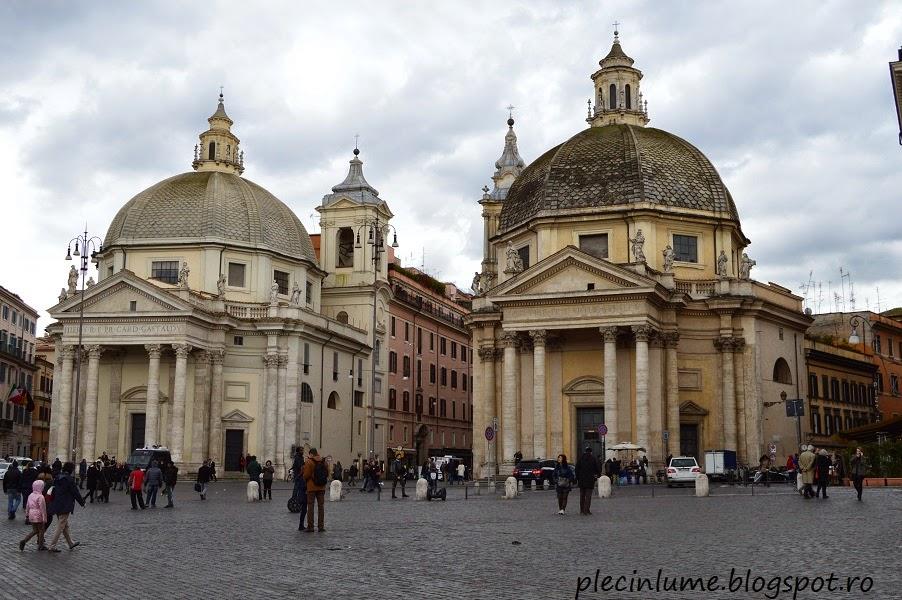 Santa Maria del Popolo si gemenele ei