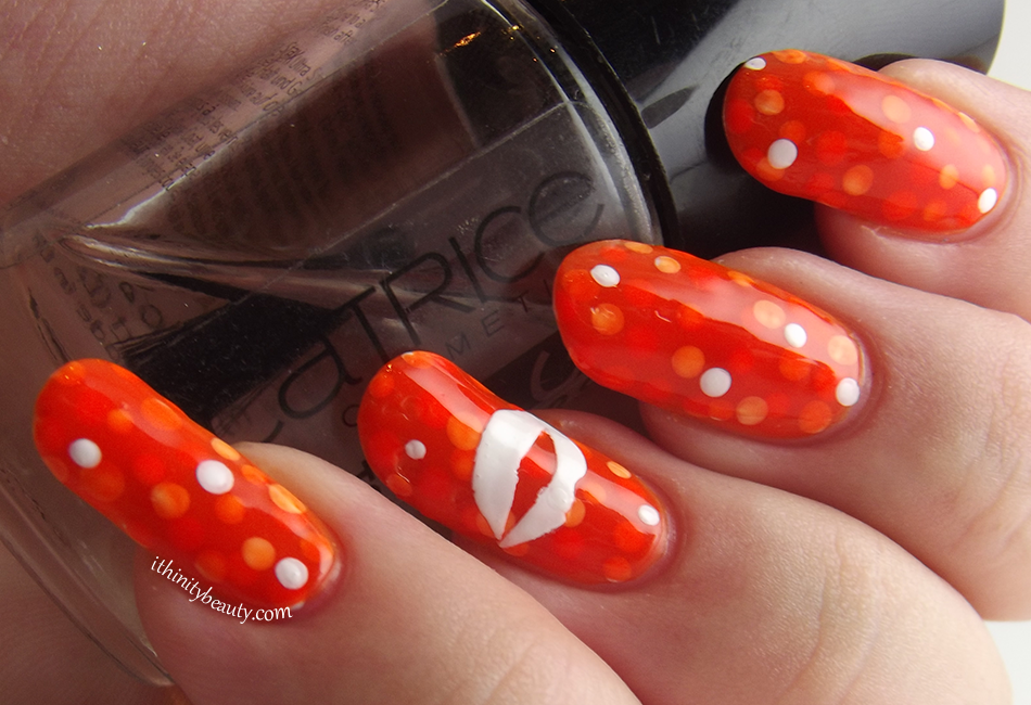 Hot White Juicy Love With TheFinderThings | IthinityBeauty.com Nail ...