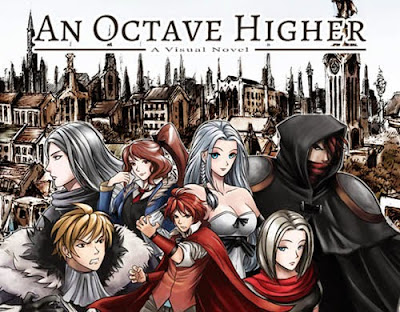 An Octave Higher by Kidalang