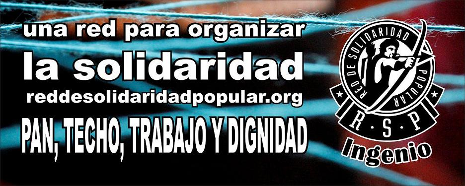 RED DE SOLIDARIDAD POPULAR INGENIO