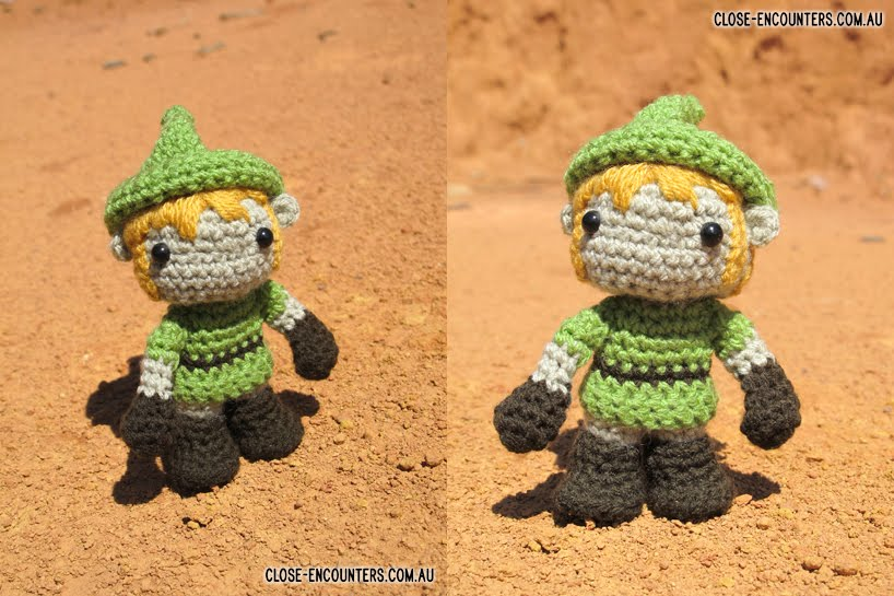 Amigurumi Zelda Pattern : Crochet zelda patterns creatys for