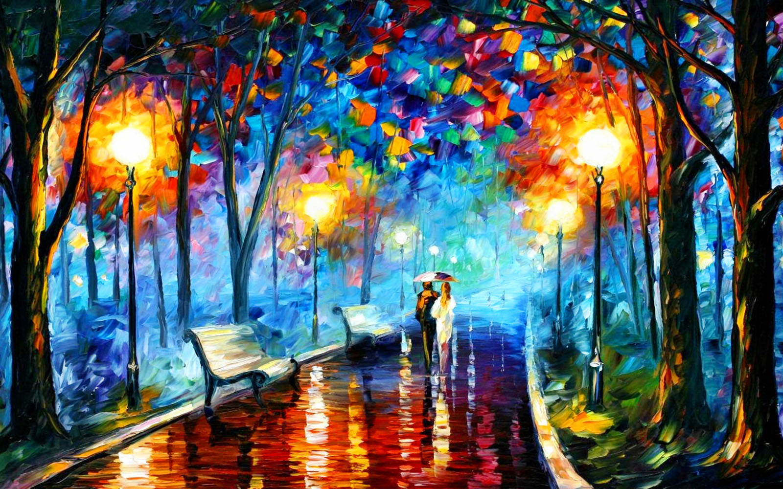 Colorful paintings wallpapers amazing picture collection - Art wallpaper colour ...