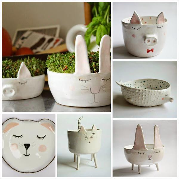 Decorar con ceramica decorar tu casa es - Objetos decorativos modernos ...