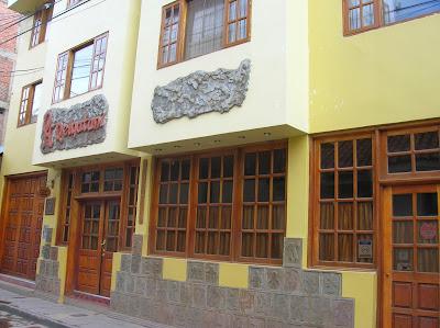 Hotel Qelqatani, Puno, Perú, La vuelta al mundo de Asun y Ricardo, round the world, mundoporlibre.com