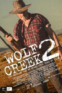 Wolf Creek 2 official poster